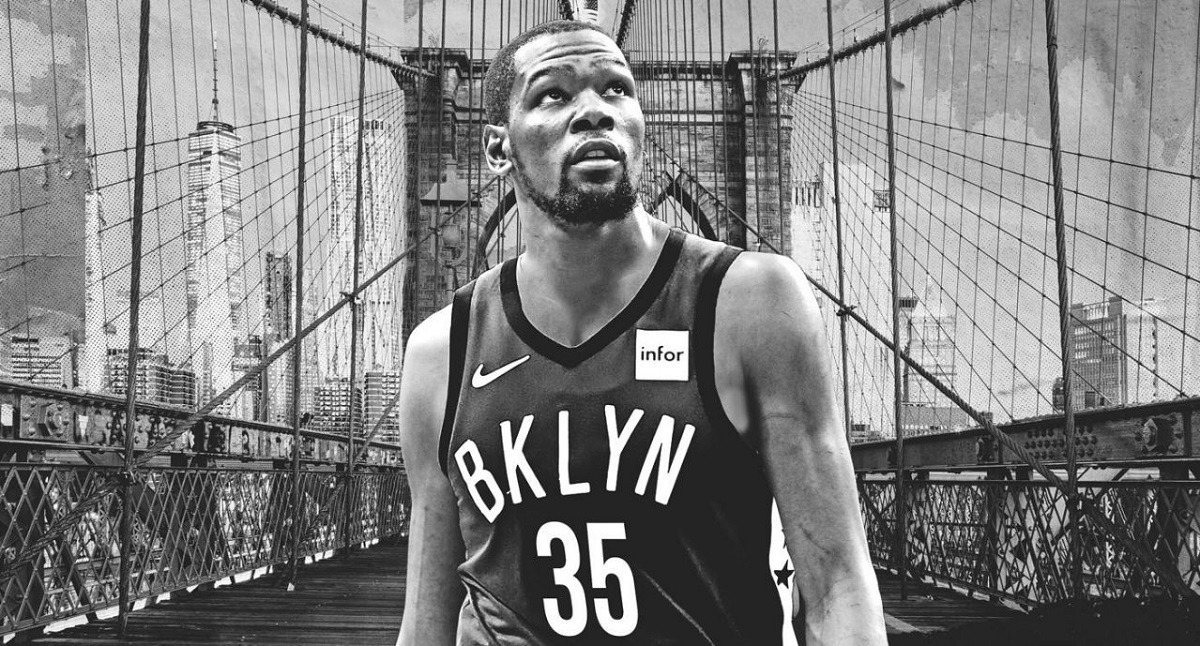 Kevin Durant Brooklyn Nets No Return This Season