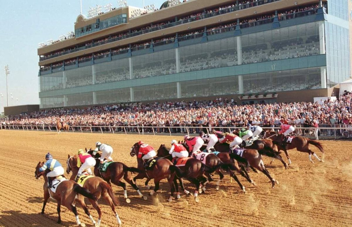 Lone Star Park Reopening With Fans