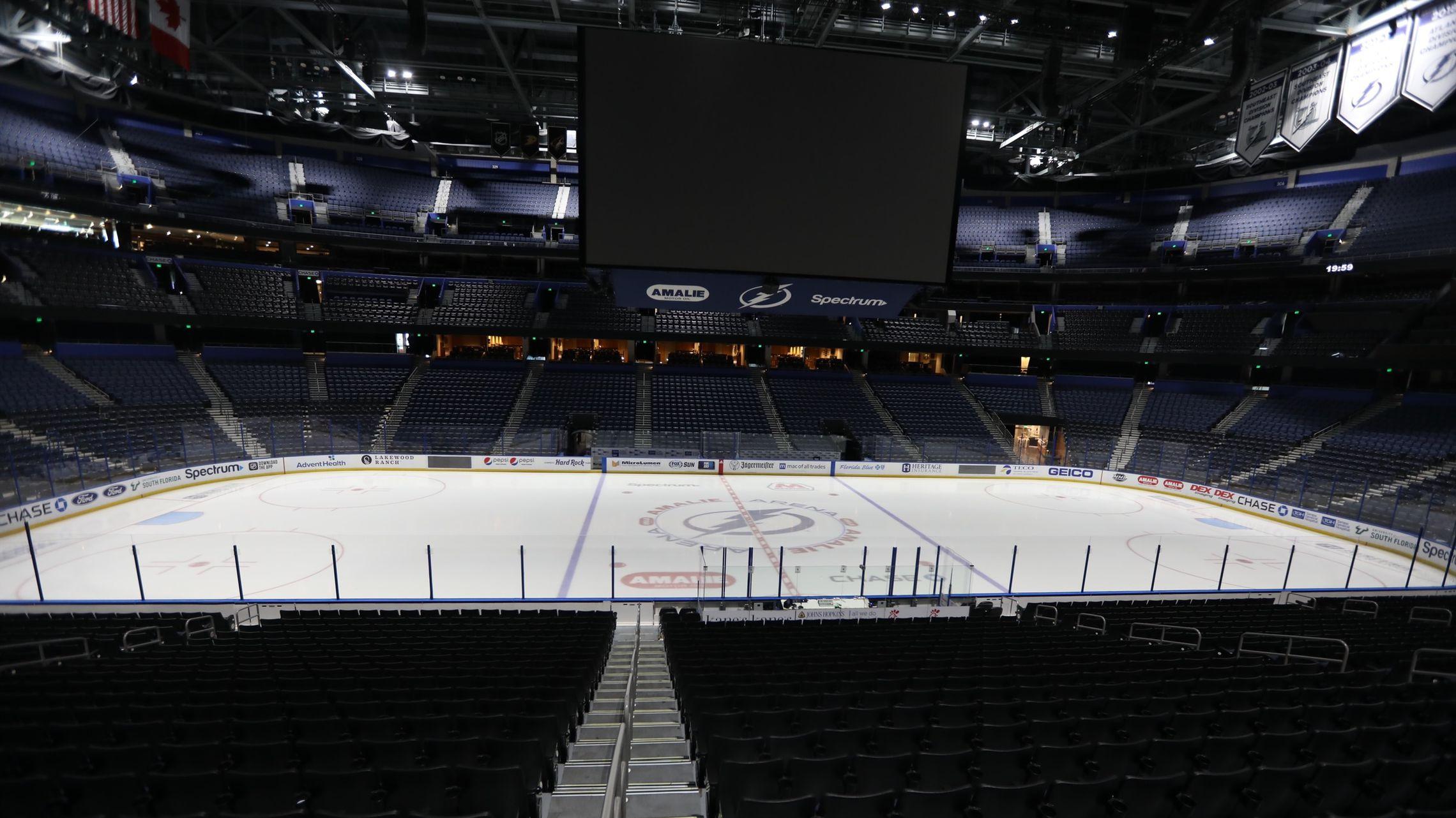 NHL 24-team playoff