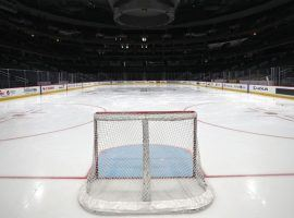 NHL rinks have been closed since March 12 with a return date still unknown. (Image: Patrick Smith/Getty)