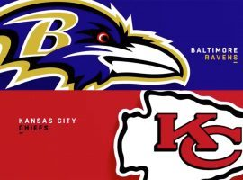 The Kansas City Chiefs and Baltimore Ravens are the top two teams in the AFC and both expected to win the most games in the NFL in 2020. (Image: YouTube)