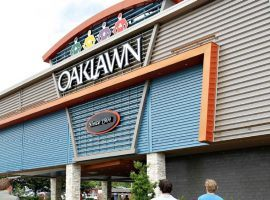 As one of five open tracks in April, Arkansas' Oaklawn Park enjoyed a 242% increase in April handle compared to 2019. (Image: AP)