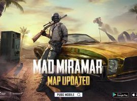 Latest update in PUBG Mobile includes an overhaul of Miramar desert map. (Image: Tencent)