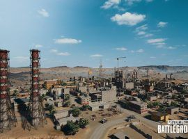 Miramar, the second map on PUBG, draws inspiration from the desert areas of Mexico. (Image: Tencent)