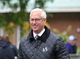 Hall of Fame trainer Todd Pletcher sends three horses into the June 20 Belmont Stakes field. (Image: Sarah Andrew/Eclipse Thoroughbred Partners)