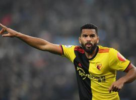 Watford's Adrian Mariappa confirmed that he was one of six Premier League players and coaches to test positive for COVID-19. (Image: Getty)