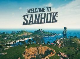 Sanhok, the smallest map on PUBG, is made of three islands and lush jungles in a tropical paradise. (Image: Tencent Gaming)