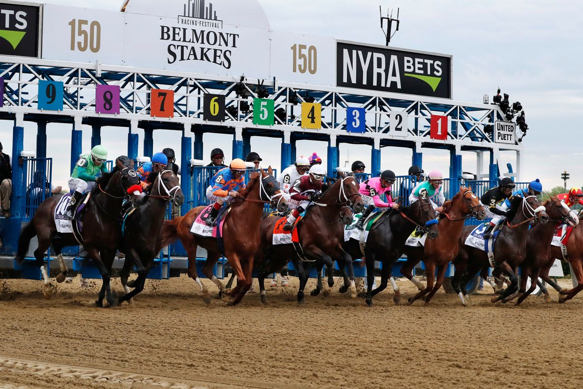 Belmont Stakes 2020 Entry Rules