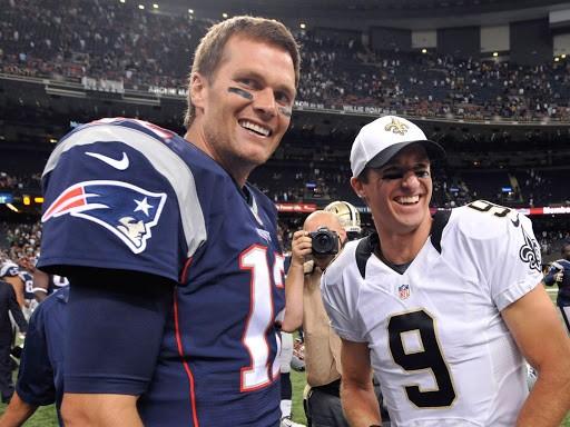Tom Brady, Drew Brees NFL 2020 schedule