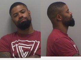 Washington Redskins wide receiver Cody Latimer was one of four NFL players arrested on Saturday for different incidents. (Image: Douglas County)