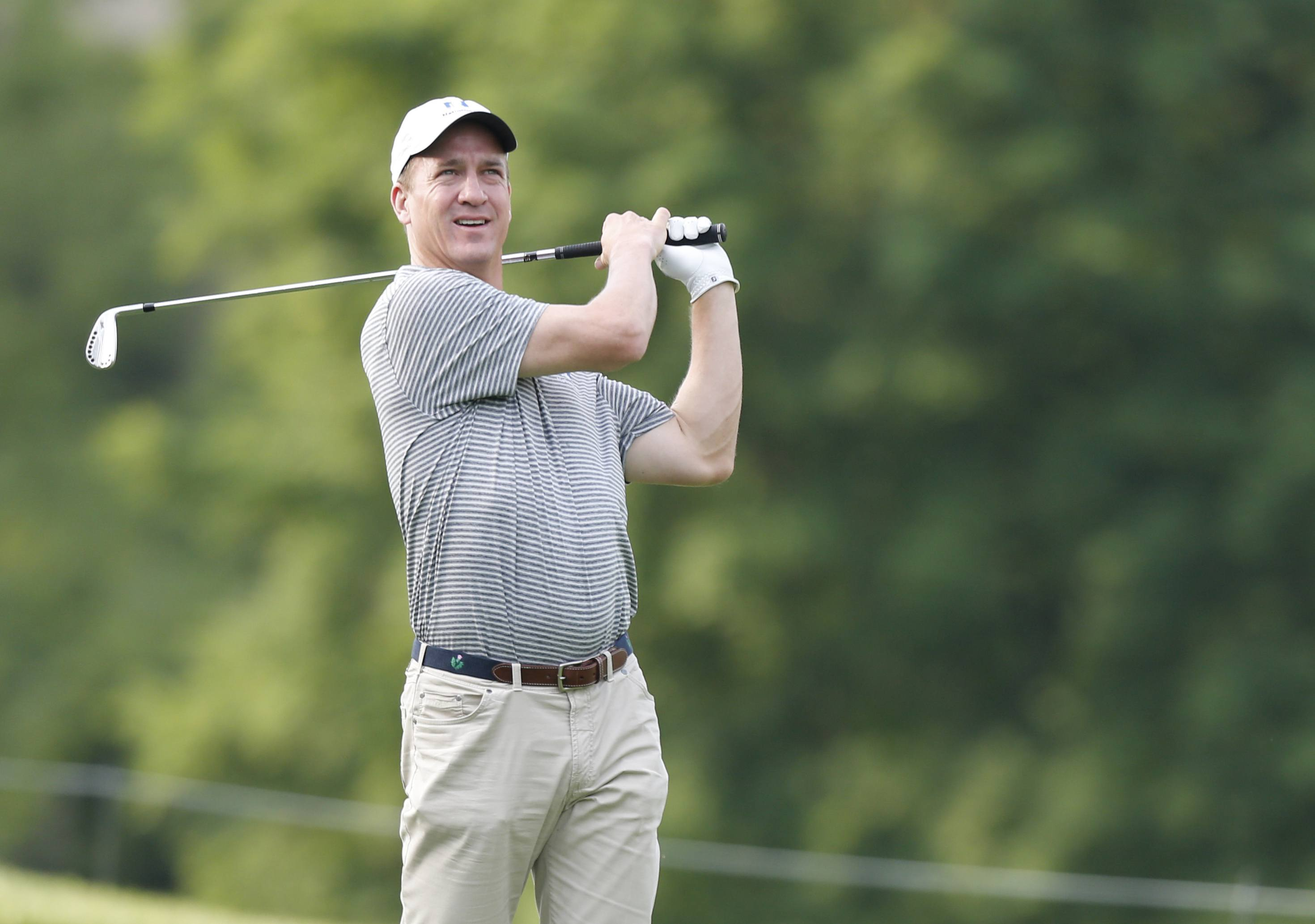 Peyton Manning The Match: Champions for Charity