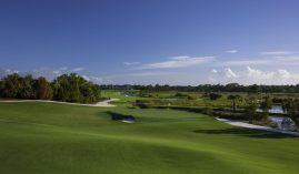 The Medalist Golf Club in Hobe Sound, Florida is the home course of Tiger Woods, but that doesn't mean there aren't some The Match II prop bets gamblers should look at. (Image: Medalist Golf Club)