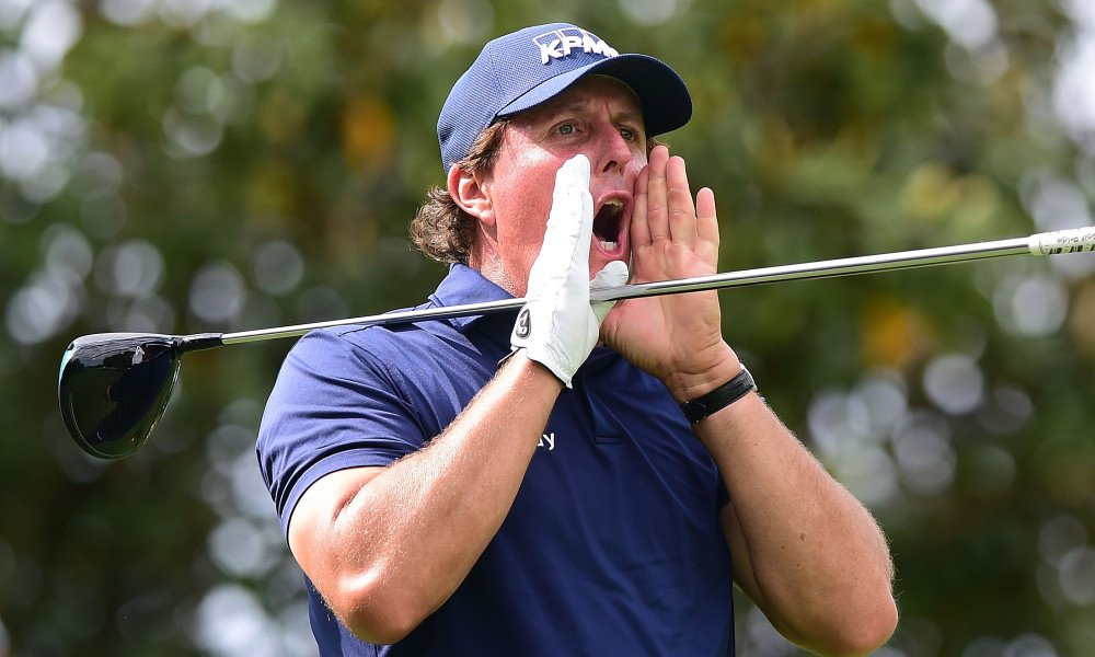 Phil Mickelson US Open qualifiers