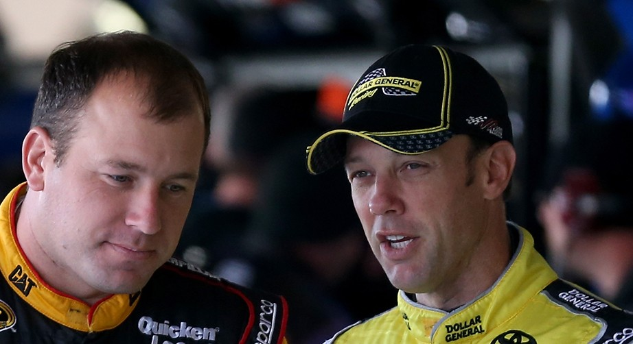 Ryan Newman, Matt Kenseth