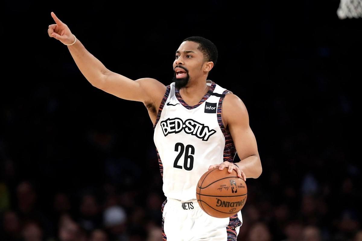Spencer DInwiddie LA Lakers trade Brooklyn Nets Bradley Beal Wizards