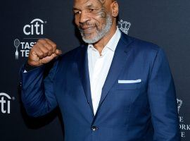 Mike Tyson was reportedly offered a $20 million contract to participate in an exhibition fight with an unnamed opponent. (Image: Getty)