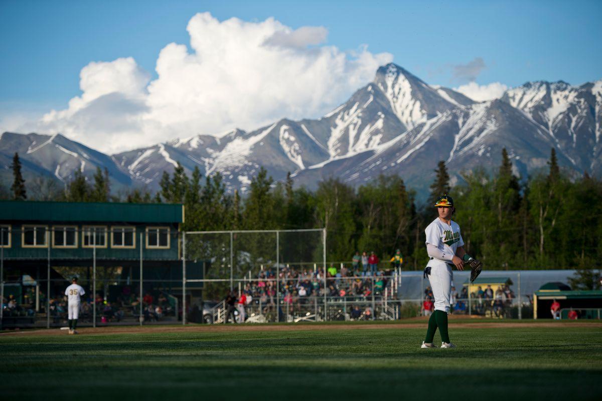 Baseball MLB Hawaii Island Vermont Alaska Iowa