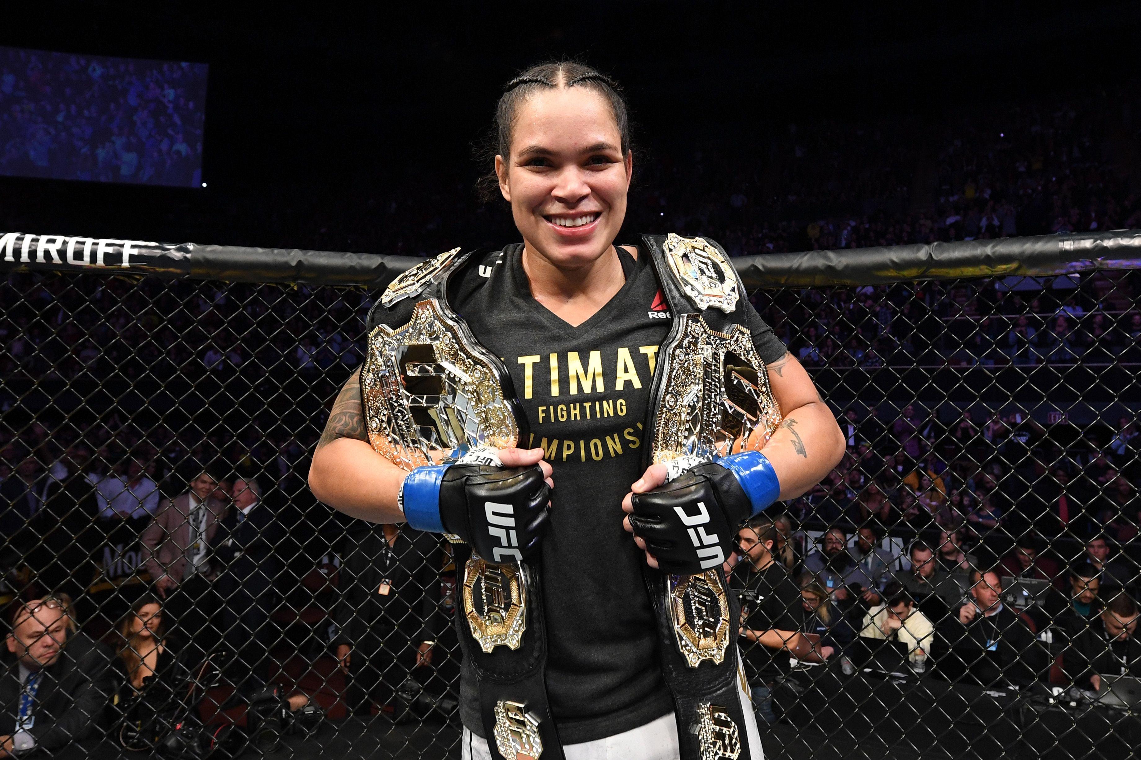 Amanda Nunes UFC 250