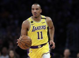 Avery Bradley will opt out of the remainder of the NBA season, citing his family's health as the key factor in his decision. (Image: Marcio Jose Sanchez/AP)