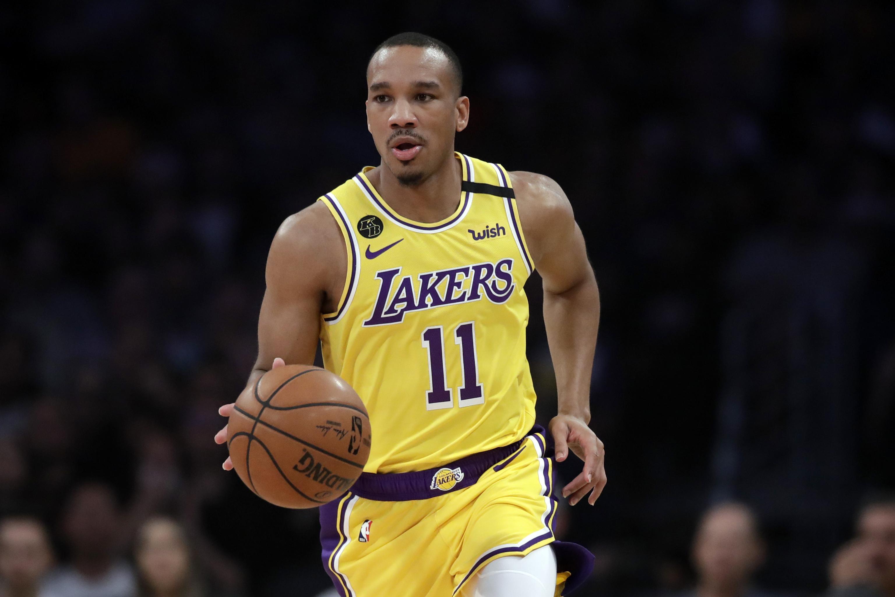 Avery Bradley NBA restart