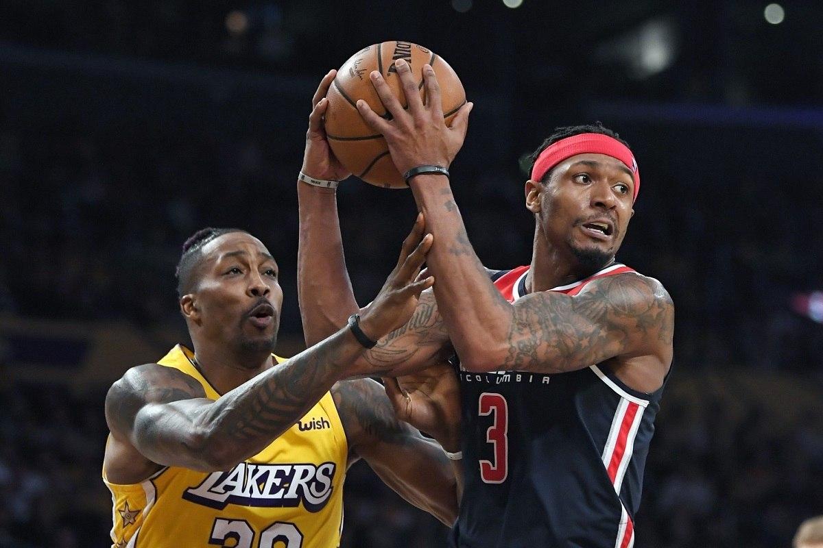 Wizards Bradley Beal LA Lakers trade rumor