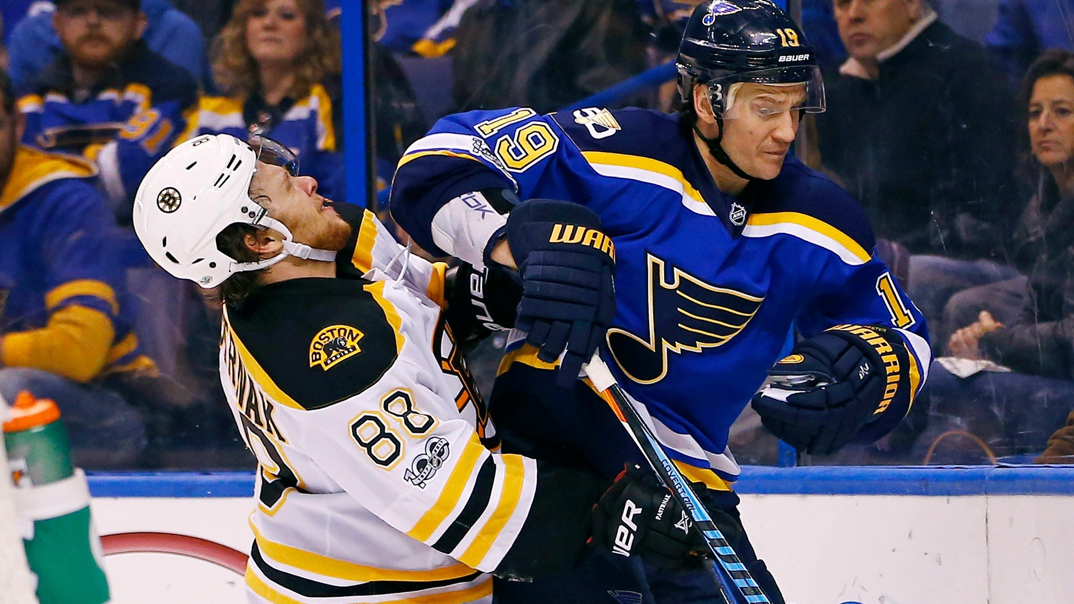 NHL No. 1 # Seed Playoff Playoffs Bruins Blues