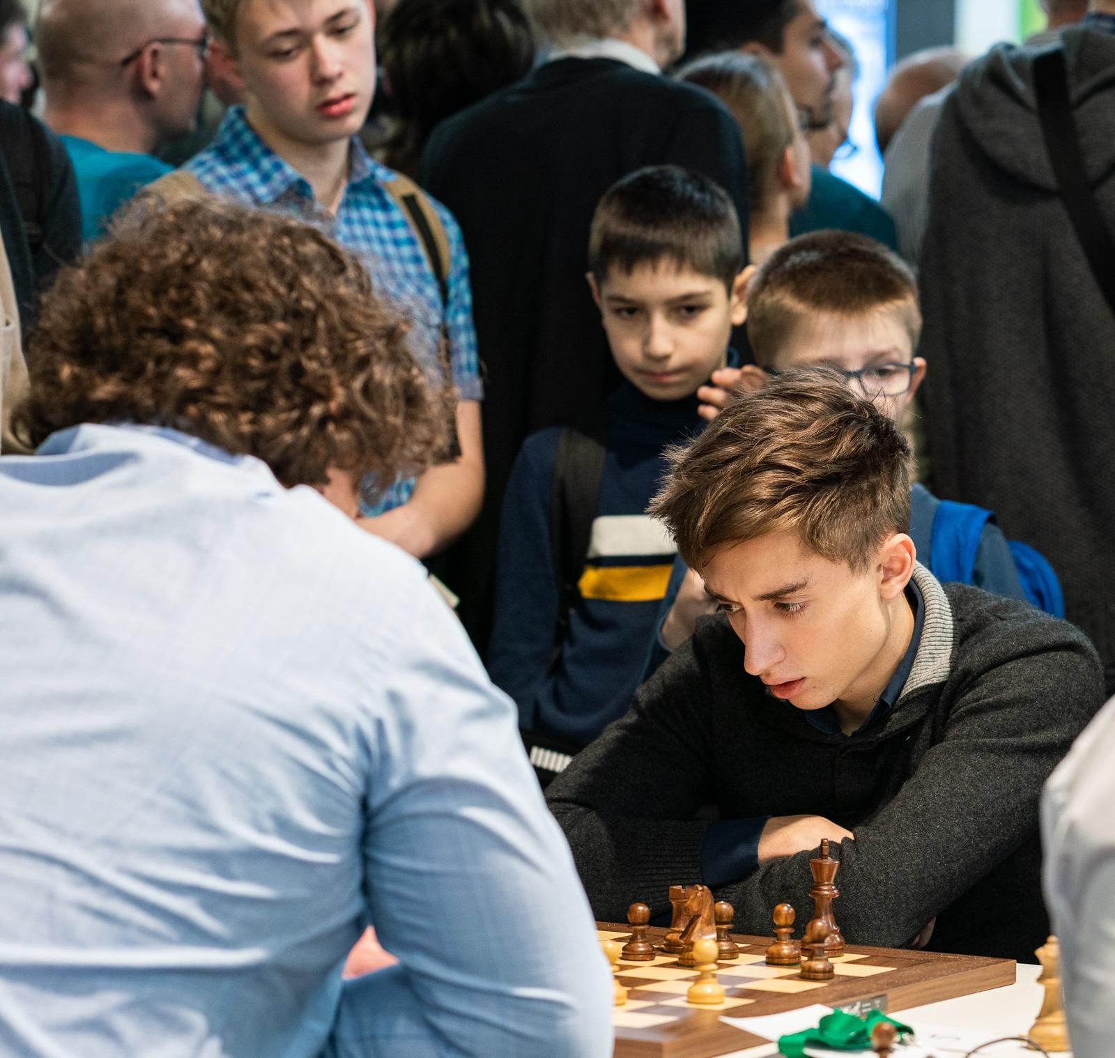 Daniil Dubov Rapid Challenge