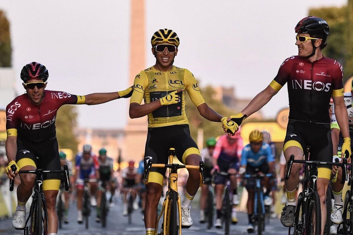 Egan Bernal Chris Froome Tour de France odds 2020