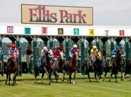 Ellis Park gets ready for its 2020 close-up when it opens to limited spectators Thursday. It is one of a handful of racetracks allowing fans inside. (Image: Ellis Park Racetrack)