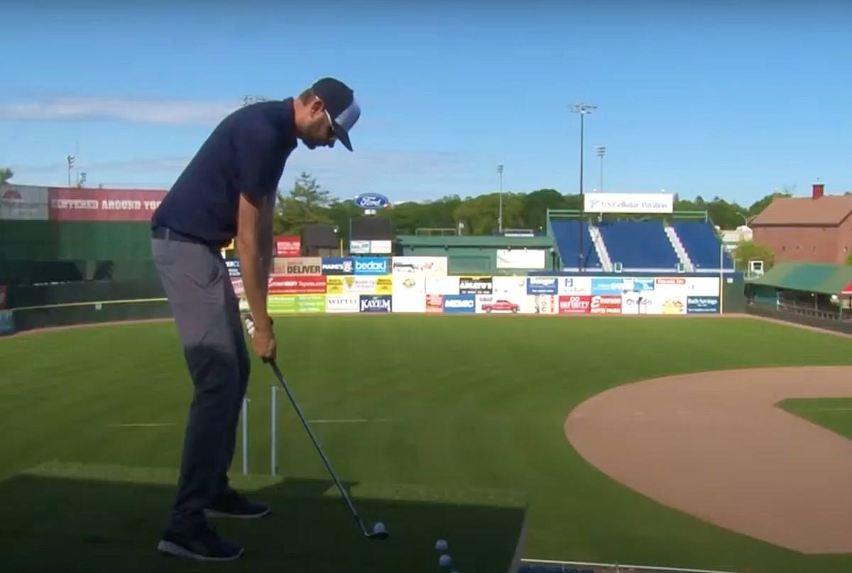Hadlock Baseball Field Golf Course Portland Main Sea Dogs