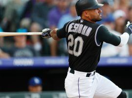 Colorado Rockies outfielder Ian Desmond announced that he will opt out of the 2020 MLB season. (Image: David Zalubowski/AP)