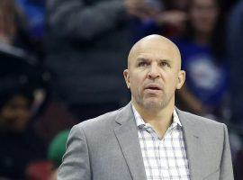 Jason Kidd, then the head coach of the Milwaukee Bucks, before he was fired in 2018. (Image: Robb Carr/Getty)