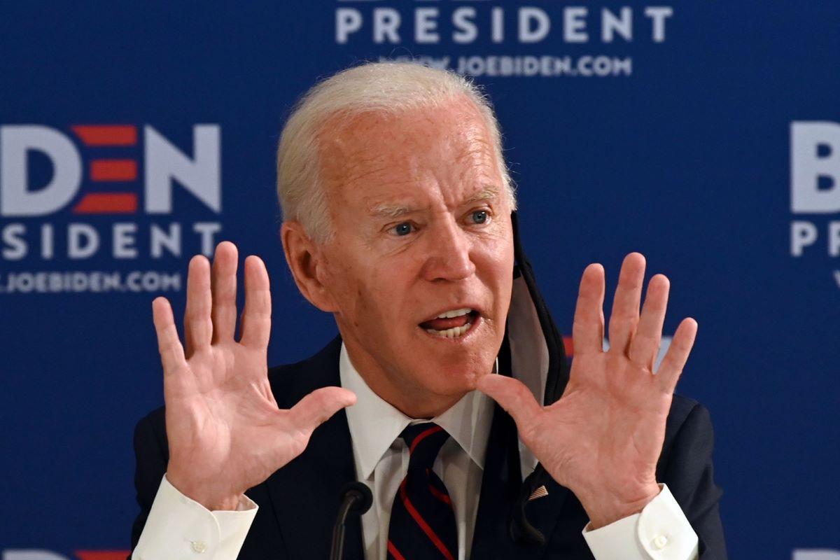 Joe Biden-June Odds