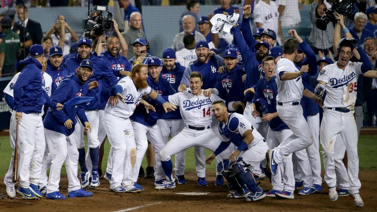 NL Pennant Odds LA Dodgers Atlanta Braves Washington Nationals Nats