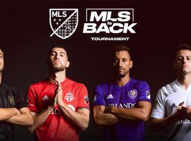 The MLS is Back Tournament will begin on July 8 at Walt Disney World in Orlando, Florida. (Image MLS)