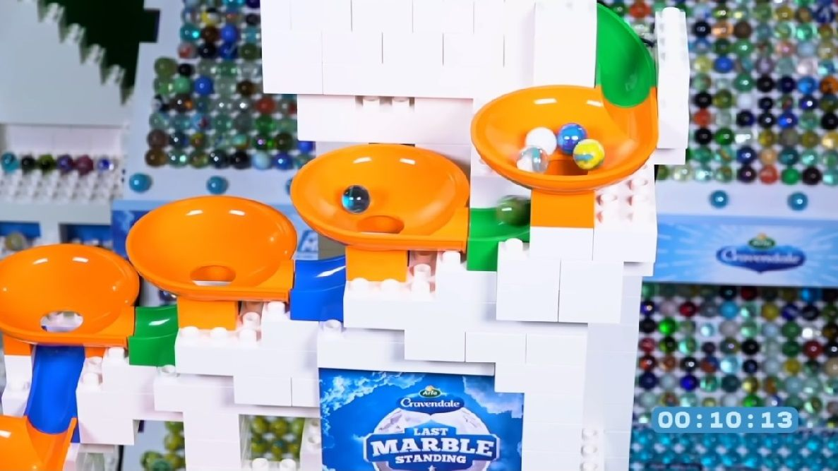 Last Marble Standing Cup Racing Jelle Funnel