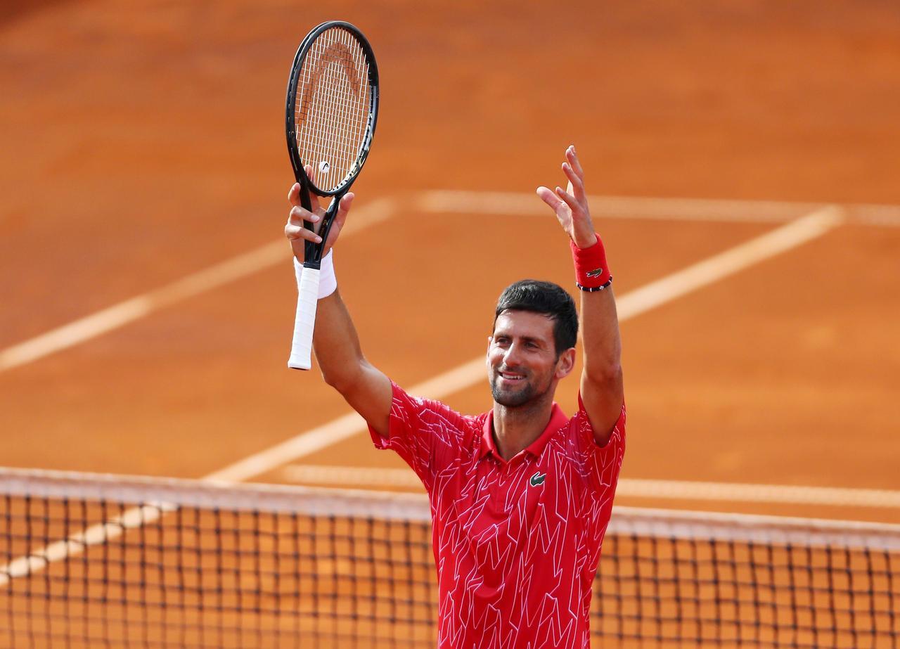 Novak Djokovic coronavirus Adria