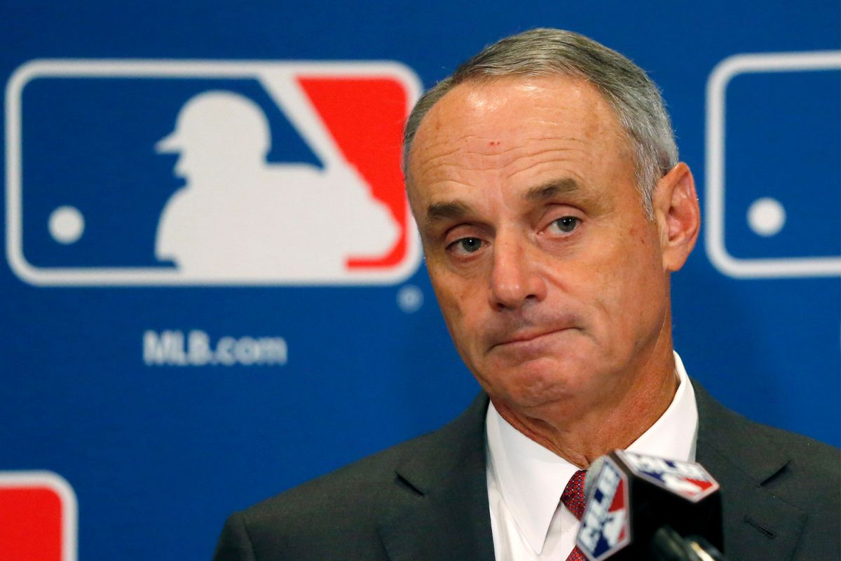 MLB Rob Manfred season