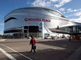 The Rogers Centre in Edmonton, Alberta, Canada could host the NHL playoffs if chosen as a hub city. (Image: Sportsnet)