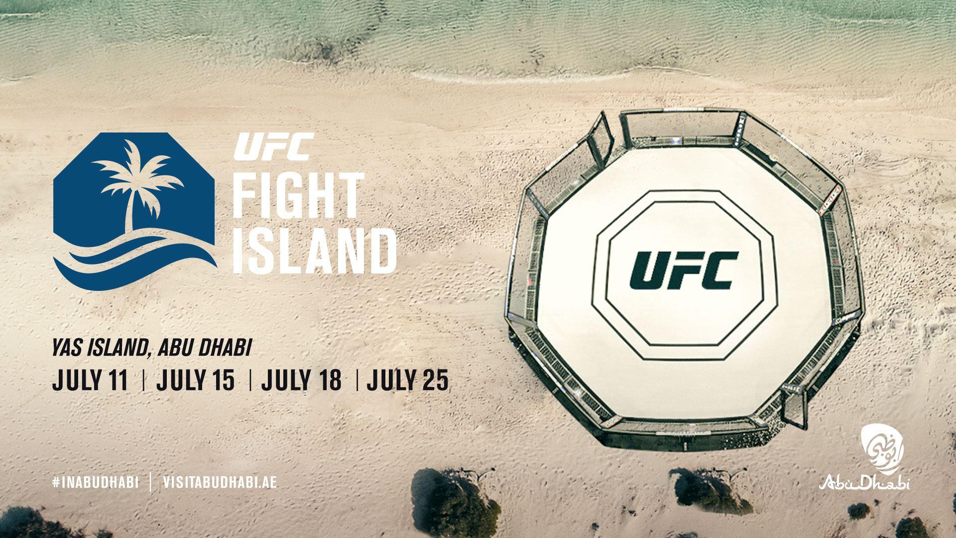 Fight Island Abu Dhabi UFC