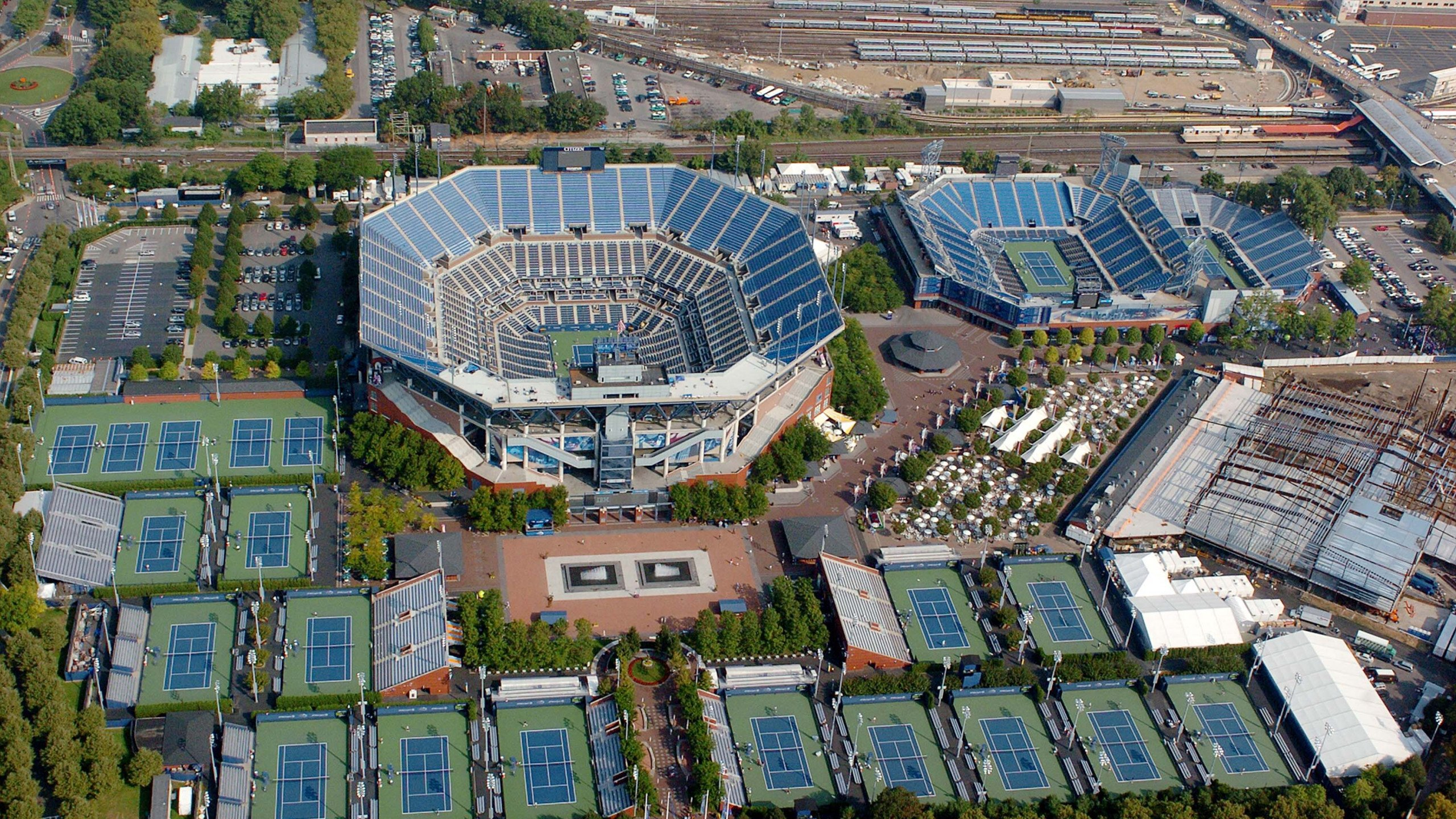 USTA US Open players