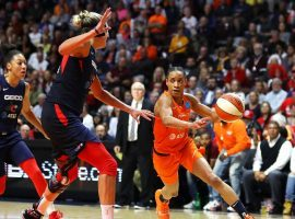 The AP reported that the WNBA is considering two locations as possible hosts for a single-site 2020 season. (Image: Maddie Meyer/Getty)