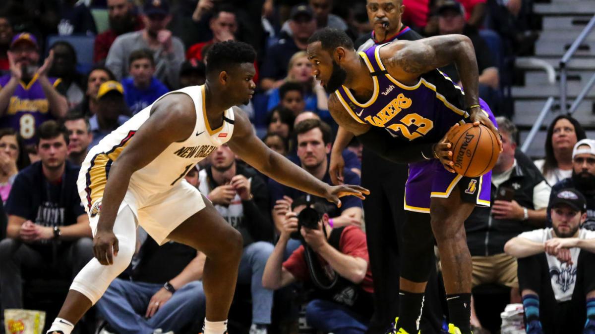 New Orleans Pelicans NBA Restart schedule playoffs bubble