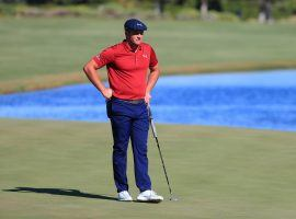 Bryson DeChambeau has packed on 20 pounds of muscle, and said he is ready to win at this week's Travelers Championship. (Image: Mike Lawrie)