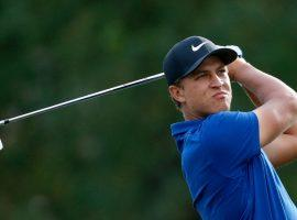 Cameron Champ tested positive for COVID-19 and withdrew from the Travelers Championship. (Image: Getty)