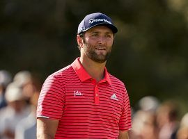 Jon Rahm is one of five players in the top 5 of the Official World Golf Rankings that is playing at this week's Charles Schwab Challenge. (Image: Quality Sports Images)
