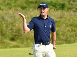 Justin Thomas is one of 10 top-ranked golfers in the field this week at the Travelers Championship. (Image: Andy Buchanan)