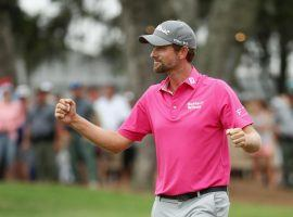 Webb Simpson has six top-20 finishes at the RBC Heritage at Harbour Town Golf Links. (Image: Getty)