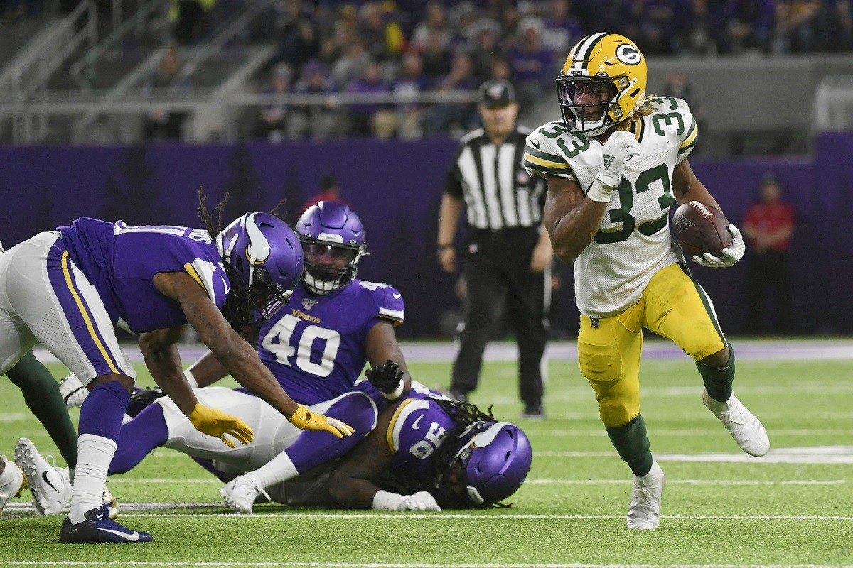 NFC North Odds Green Bay Packers Minnesota Vikings Chicago Bears