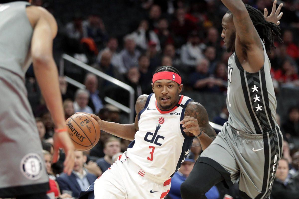 Bradley Beal Shoulder Injury Restart Washington Wizards Wiz